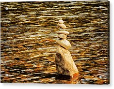 Cairns Acrylic Print by Tricia Marchlik