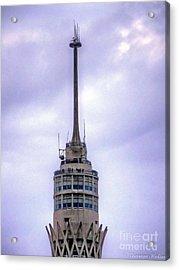 Cairo's Gazira  Tower  Acrylic Print