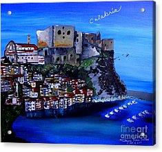 Calabria Italy Acrylic Print