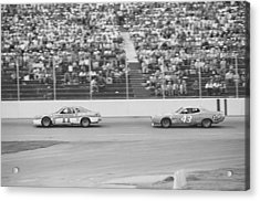 Cale Yarborough Acrylic Print by Retro Images Archive