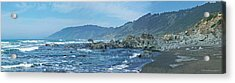 California Beaches 3 Acrylic Print