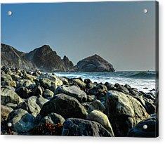 California - Big Sur 012 Acrylic Print by Lance Vaughn