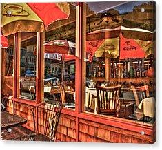 California Cantina Acrylic Print