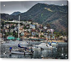 California - Catalina Island 012 Acrylic Print by Lance Vaughn