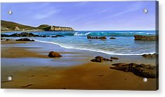 California Coast Acrylic Print