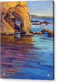 California Cruising 6 Acrylic Print