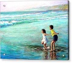 California Dream Acrylic Print