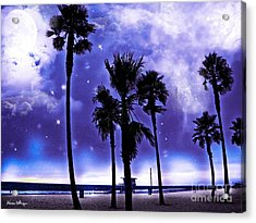 California Dreamin Acrylic Print