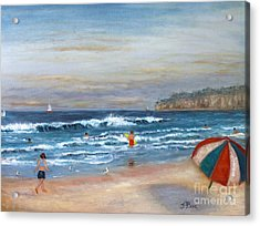 California Dreamin Acrylic Print