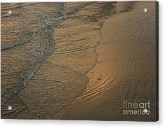 California Waves Acrylic Print