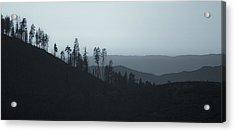 California Gray Skies Acrylic Print