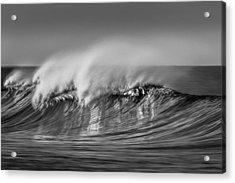 California Wave  73a2322 Acrylic Print