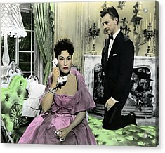 Call Me Madam  Acrylic Print by Silver Screen
