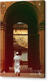 Acrylic Print featuring the photograph Call To Prayer by Mini Arora