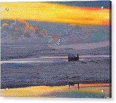 Callanish Croft Acrylic Print