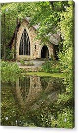 Callaway Gardens Chapel - Pine Mountain Georgia Acrylic Print