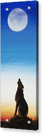 Calling The Dawn Acrylic Print