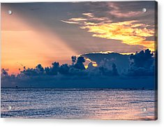 Calm After The Storm Acrylic Print
