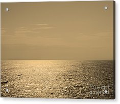 Calm Arabian Sea Acrylic Print