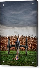 Calm Before The Storm 4 Acrylic Print by Rhonda Negard