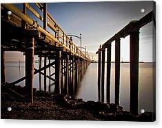 Calm Ocean Acrylic Print
