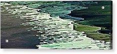 Calm Shores Acrylic Print