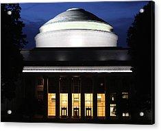 Cambridge Massachusetts Institute Of Technology Acrylic Print