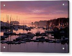 Camden Harbor Acrylic Print