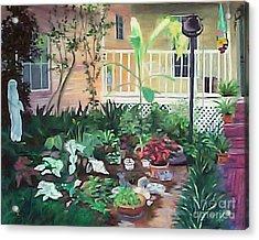 Cameron's Paradise Lost Acrylic Print