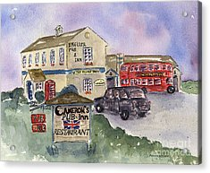 Cameron's Pub And Restaurant Acrylic Print