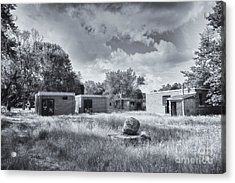 Camp 30 Number 2 Acrylic Print by Steve Nelson