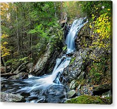 Campbell Falls - Power And Beauty Acrylic Print by Thomas Schoeller