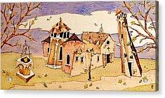 Campo San Giacomo Dell'orio Venecia Acrylic Print