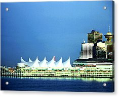 Canada Place Pavilion Acrylic Print