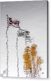 Canada - Quebec - Autumn Acrylic Print by Arkady Kunysz