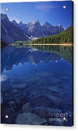 Canadian Scenic Beauty Acrylic Print by Art Wolfe
