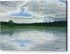 Canadian Serenity Acrylic Print