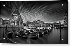 Canale Grande Acrylic Print