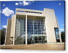 Canberra High Court Of Australia Acrylic Print