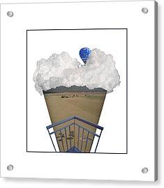Canberra Icecream Acrylic Print by Jennifer Kathleen Phillips
