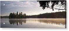 Canisbay Lake - Panorama Acrylic Print