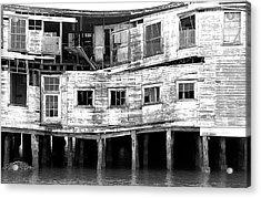 Cannery Acrylic Print by Joe Klune