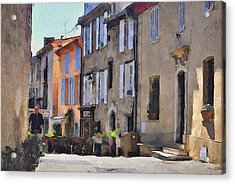 Cannes Mougins 1 Acrylic Print