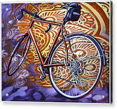 Cannondale Acrylic Print by Mark Howard Jones