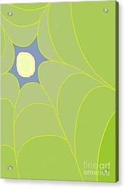 Canopy Peek Acrylic Print