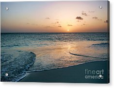 Acrylic Print featuring the photograph Can't You Just Feel It? by Polly Peacock