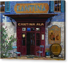 cantina Ala Acrylic Print