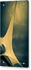 Canvas Sky Acrylic Print by Bob Orsillo