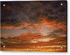 Canvas Sky Acrylic Print