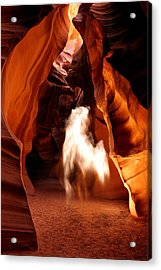 Canyon Apparition Acrylic Print